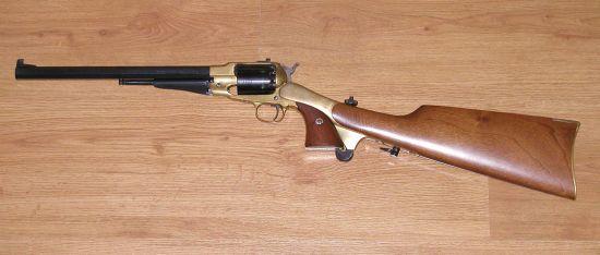 Střelectví.cz • Zobrazit téma - P: Perkusní revolver F.LLI ...